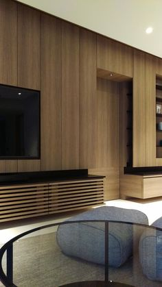 AO Studios_Framing Blossom Residences, Singapore Pvc Wall Panels Designs, Wall Panel Design, Floor Design, Living Room Partition Design, Room Partition Designs, Apartment Interior, Bathroom Interior, Dorset Street, Wood Panel Walls