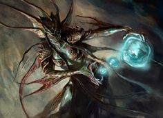 fantasy card art | Tumblr