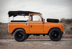 Land Rover Series 2A | Image