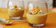 Pumpkin Pie Chia Pudding - The Whole Daily