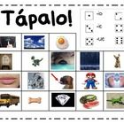 Tápalo is a fun Spanish phonics game that you students will love playing over and over again! This game provides Spanish literacy reinforcement-sp...
