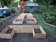 Easy Access Raised Garden Bed9