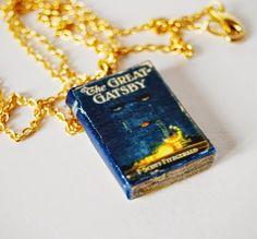 Bingeing On Books: Reading Mania Thursday - Love the Great Gatsby merchandise!!