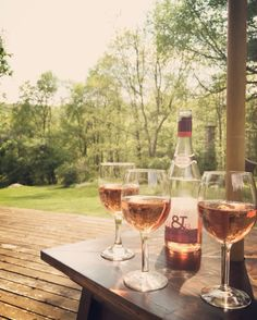 Calling it right now: SUMMER HAS BEGUN!!! #afternoonrosé #yasss