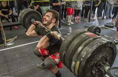 Mat Fraser #2 of the crossfit games