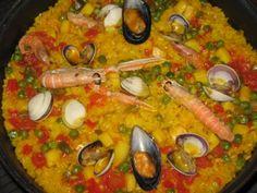 Arroz com Marisco - Easy Portuguese Recipes