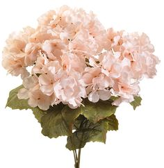"HYDRANGEA BUSH x5, 17"" - CHOOSE FROM 16 COLORS"