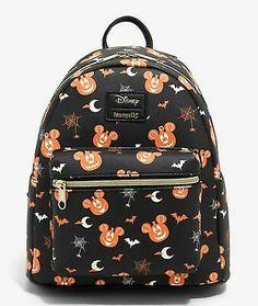 Disney Handbags, Disney Purse, Mini Backpack Purse, Backpack Outfit, Cute Disney Pictures, Cute Disney Stuff, Disney Themed Outfits, Disneyland Outfits, Mickey Mouse Pumpkin