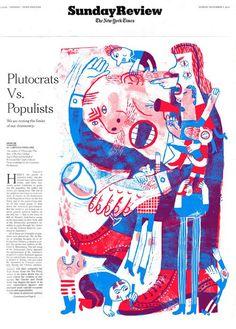 NY Times Sunday Review Cover - JooHee Yoon: