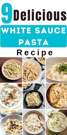 Pasta Recipes For Kids, Yummy Pasta Recipes, Easy Meals For Kids, Easy Dinner Recipes, Simple Meals, Fast Healthy Meals, Easy Healthy Recipes, Vegetarian Recipes, Simple Recipes