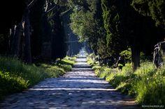 Via Appia, Rome Italy