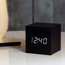 Image result for touch of modern white led clock