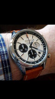 seiko chronograph 8R48 SDGZ013