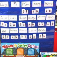 Daily 5: kindergarten style