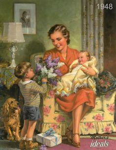 1948 Mother's Ideals