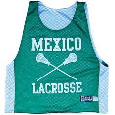 Mexico Lacrosse Pinnie