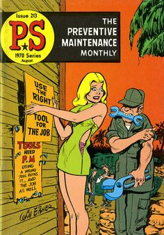 PS Magazine Issue 213 1970 Series :: PS Magazine, the Preventive Maintenance Monthly