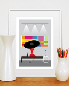 Hey, I found this really awesome Etsy listing at https://www.etsy.com/listing/216929428/gallery-poster-art-retro-poster-art