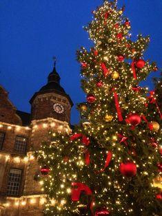 Christmas Markets in Dusseldorf, Germany. #WesternUnion