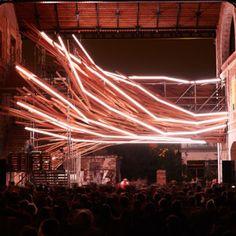 Architecture Journal, Architecture Unique, Bordeaux, Neon Flexible, Neon Design, Fair Grounds, Photo And Video, Lighting, Lights