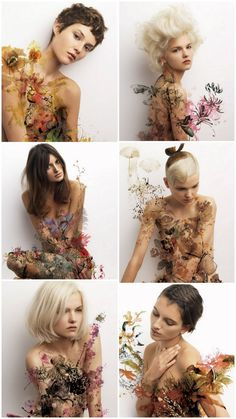 Conceptual Fine Art Photography by Alexandra Diona / Flowers / Body / Wrap / Flower Body Conceptual Photography, Creative Photography, Portrait Photography, Fashion Photography, Fun Fotos, Photographie Portrait Inspiration, Beauty Shoot, Beauty Portrait, Creative Portraits