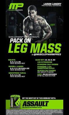 Leg Mass