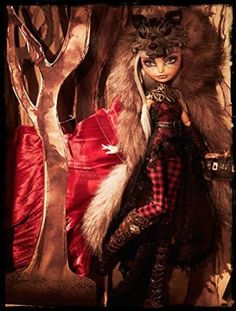 Amazon.com: Ever After High Cerise Wolf 2014 Sdcc Comic Con Exclusive: Toys & Games