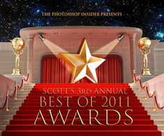 Scott Kelby's Best of 2011 list--includes a little bit of everything, not just photography stuff!