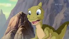 The Land Before Time Ducky