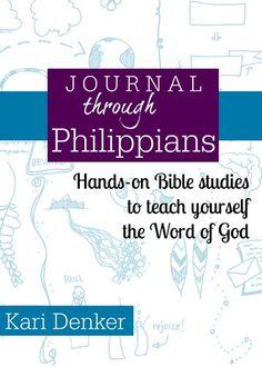 Journal through Philippians, $0.99
