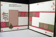 Super Stamping Diva: Pear and Partridge WOTG