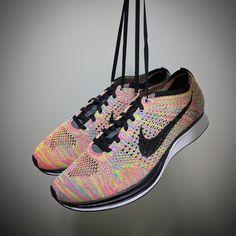 [PICKUP] Nike Flyknit Racer Multicolour