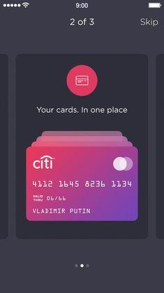Walle Finance App [Walkthroug] by Alexander Zaytsev Web Design, App Ui Design, User Interface Design, Interface App, Graphic Design, Material Design, Card Ui, Ui Design Inspiration, Design Ideas