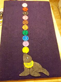 Fun with Friends at Storytime: Sammy the Seal, Inspired post. - My Hobbies