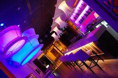 Diseño Y Decoración Interior De Bar De Copas Realizado Por La Empresa 3  Artes Estudio S.l.