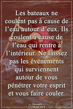 Life Quotes : Love Coach - The Love Quotes Love Quotes For Boyfriend, Life Quotes Love, Positive Quotes For Life, Change Quotes, Positive Attitude, Vie Positive, Quote Citation, Positive Inspiration, French Quotes