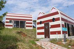 Cat Cabin マンガアイランド|東北DC観光素材集 | 旅東北 - 東北の観光・旅行情報サイト