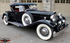 1931 Packard 840 Roadster