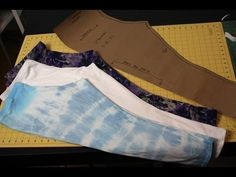 How to make a pair of leggings- DIY Tutorial - Crafty Gemini Diy Clothing, Clothing Patterns, Sewing Patterns, Knitting Patterns, Sewing Tutorials, Sewing Projects, Crafty Gemini, Learn To Sew, How To Make