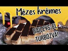Mézes krémes Baileys-szel turbózva • Fördős Zé Magazin