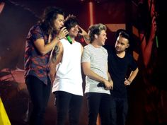 One Direction OTRA Tour