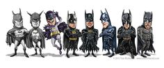 Batman is one of the most enduring and beloved comic book characters of all time, and has been portrayed in many different ways on television and in film since the mid 1900s. This limited edition p…