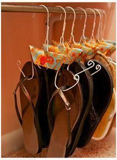 shoe organization!