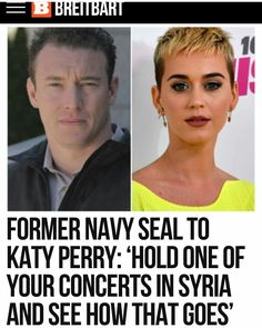 Katie Perry is an arrogant, ignorant faux-liberal douchebag celebrity whose opinions are worth less than used toilet paper.