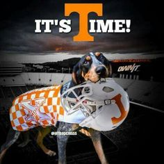 It's Time For Tennessee Football!