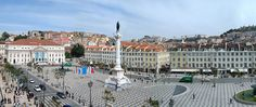 Hotel Métropole Lisbon – Portugal 3-Stars Really inexpensive. It's directly on the square.