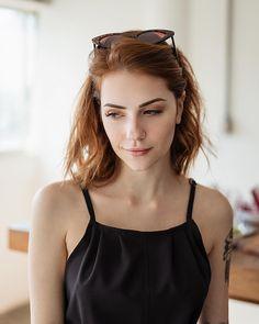 Hair Inspo, Hair Inspiration, Pale Skin, Ginger Hair, Delaware, Woman Face, Pretty Face, Hair Goals, Red Hair