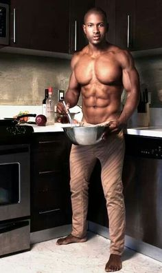 Men who cook are sexy