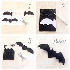 DIY Halloween Costume Tutorials for This Halloween Moldes Halloween, Casa Halloween, Halloween Arts And Crafts, Homemade Halloween Decorations, Halloween Inspo, Halloween Party Decor, Holidays Halloween, Helloween Party, Fantasias Halloween