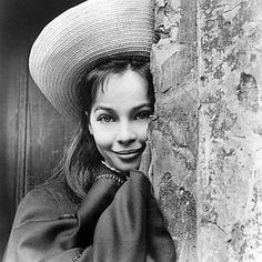 Leslie Caron in the 1958 classic 'Gigi' and with Warren Beatty in the 1965 film 'Promise Her Anything.'